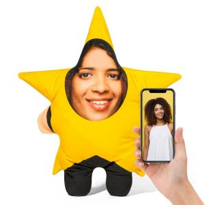 Star Mini Me Personalised Doll