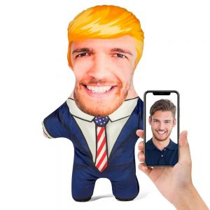 Trump Mini Me Personalised Doll