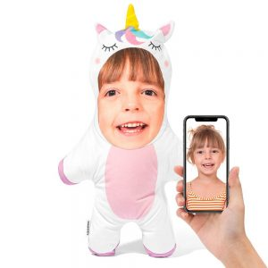 Unicorn Mini Me Personalised Doll