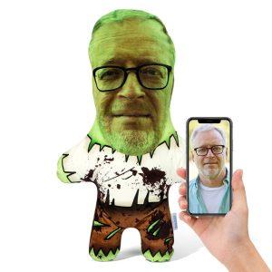 Zombie Mini Me Personalised Doll