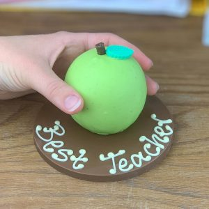 Personalised Terrys Chocolate OrangeApple