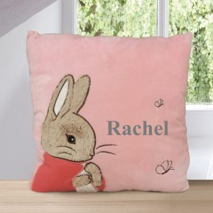 Personalised Flopsy Cushion