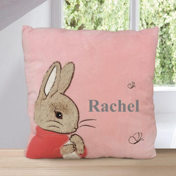 Personalised Flopsy Cushion