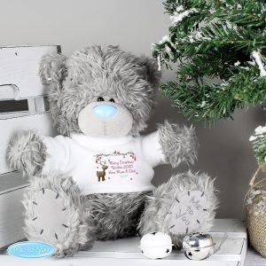 Personalised Me To You Bear Reindeer