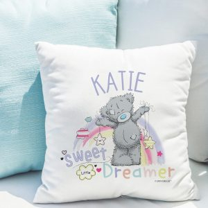 Personalised Me To You Pastel Pop Cushion