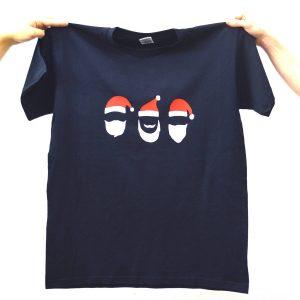 Beardy Christmas T-Shirt