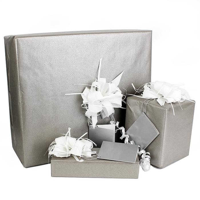 Personalised Noah's Ark White Leatherette Keepsake Box