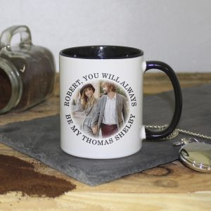 Photo Upload Peaky Blinders Mug