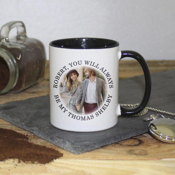 Photo Upload Peaky Blinders Mug