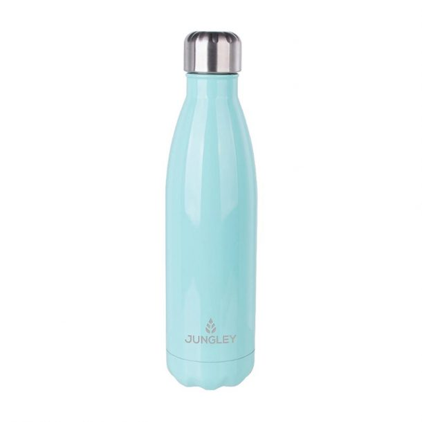 Gloss Insulated Water Bottle - Mint