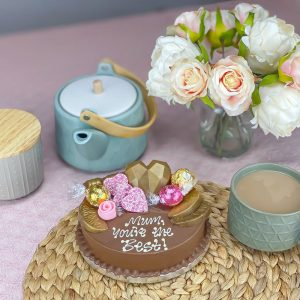 Personalised Mini Mother's Day Smash Cake