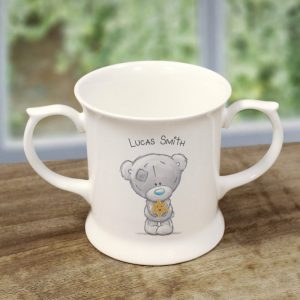 Personalised Tiny Tatty Teddy Loving Cup