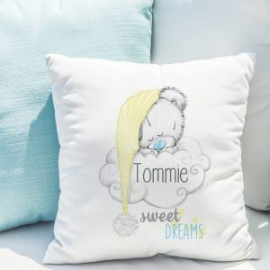 Personalised Tiny Tatty Teddy Sweet Dreams Cushion