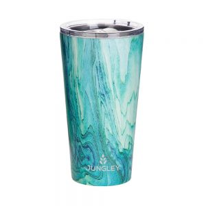 Stainless Steel Insulated Tumbler - Blue Marble