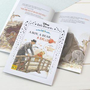 Personalised Disney Little Favourites Christopher Robin Softback Book