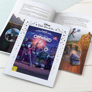 Personalised Disney Little Favourites Onward Softback Book