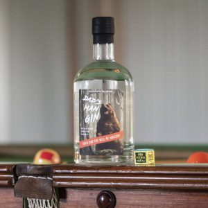Personalised Man Gin