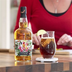Personalised Toucan Spiced Rum