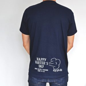 Personalised Farter's Day T-Shirt