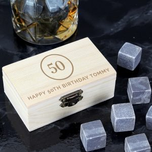 Personalised Birthday Cooling Stones