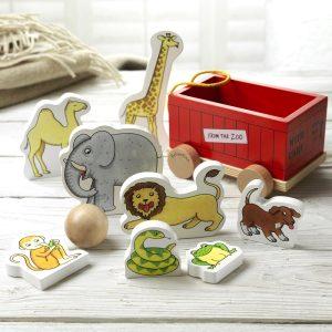 Personalised Dear Zoo Skittles Set