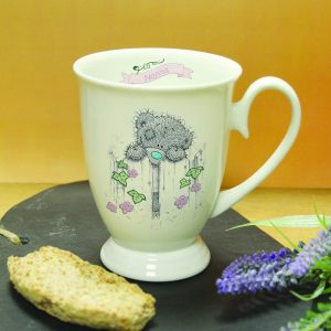 Personalised Me To You Secret Garden Marquee Mug