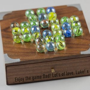 Personalised Solitaire Set
