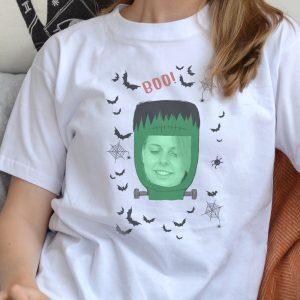 Frankenstein's Monster Photo Upload T-Shirt
