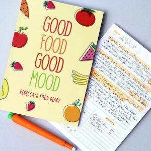 Personalised Food Diary