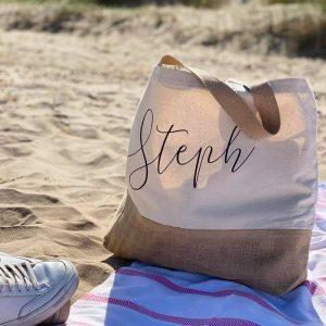 Personalised Name Bag