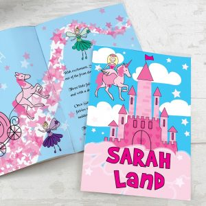 Personalised Princess & Unicorn Story Book