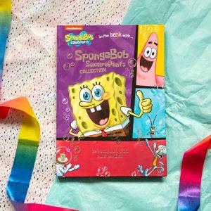 Personalised SpongeBob SquarePants Collection Book