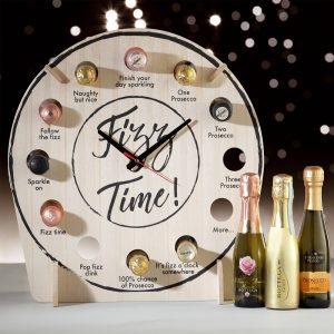 Fizz Advent Calendar Clock