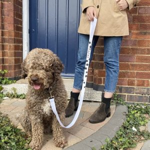 Personalised Spot Dog Lead