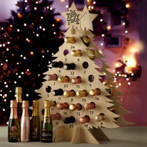 Tipsy Tree Advent Calendar With Fizz