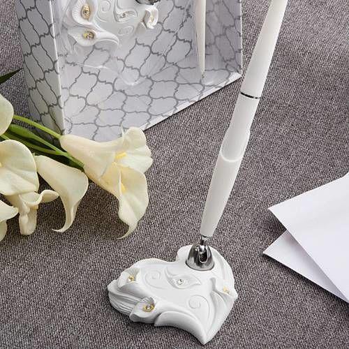 Calla Lily Design Pen Set
