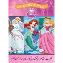 Personalised Disney Princess 2 Book