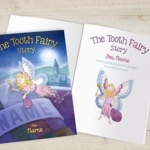 Personalised Book - The Tooth Fairy Story
