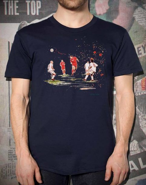 Captain Fantastic - Liverpool T-Shirt