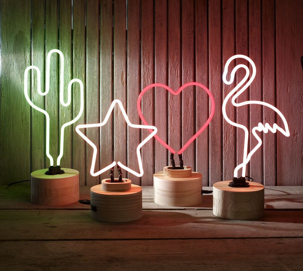 Neon Table Lamps Love My Gifts