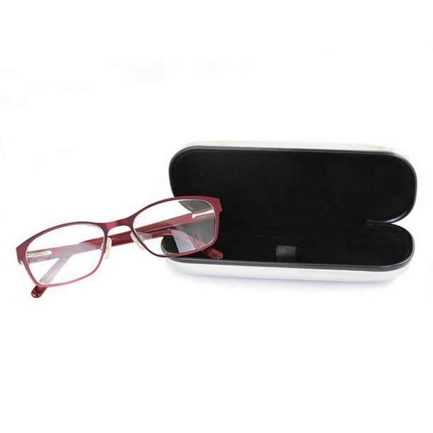 Personalised Glasses Motif Case
