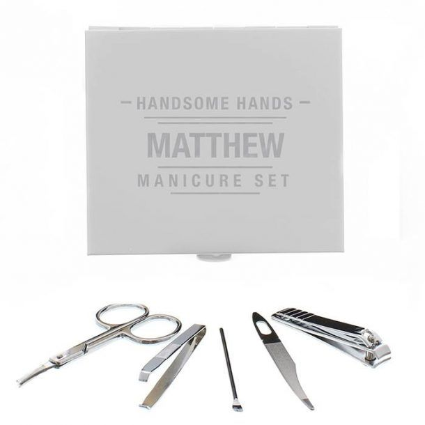 Handsome Hands Manicure Set