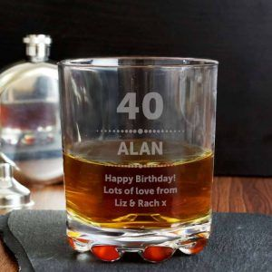 Personalised Birthday Tumbler