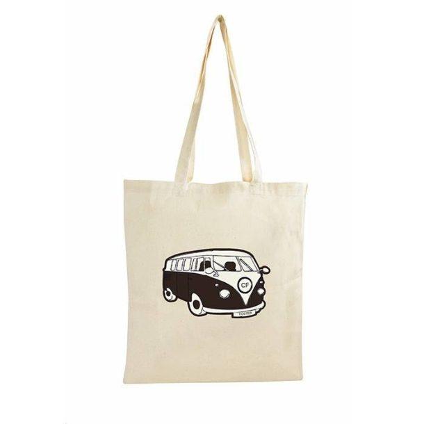 Personalised Campervan Tote Bag
