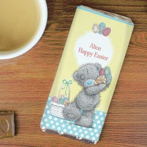 Personalised Me To You Easter Chocolate