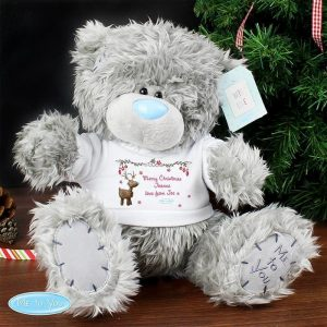 Personalised Christmas Me To You Bear