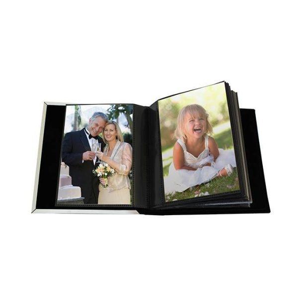 Personalised Silver Anniversary Photo Album