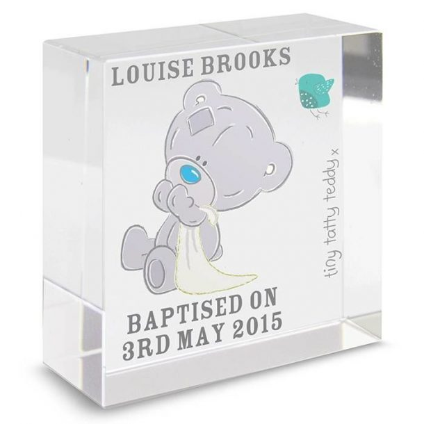 Personalised Tatty Teddy Token