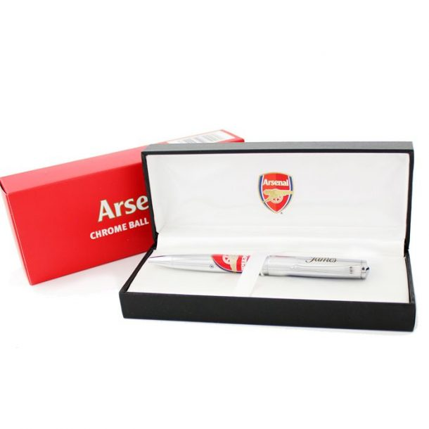 Personalised Arsenal Pen
