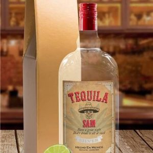 Personalised Celebration Tequila